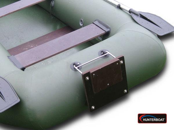 приспособление на резиновую лодку для мотора купить