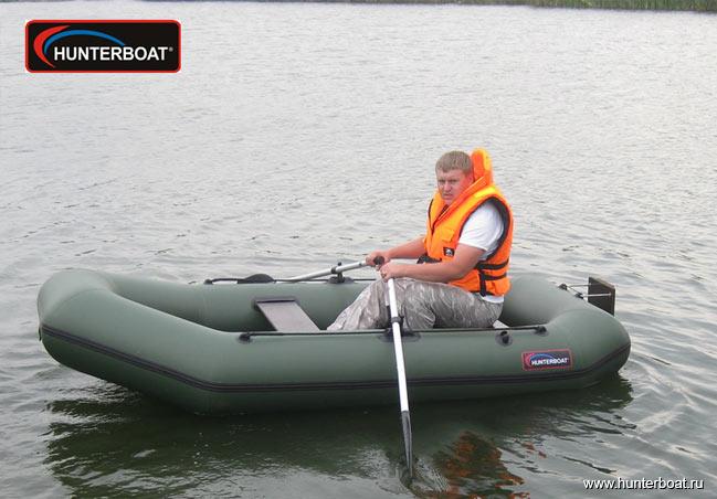 модельный ряд лодок хантер